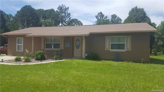 7727 W Rosedale Drive, Homosassa, FL 34448 (MLS #778605) :: Plantation Realty Inc.
