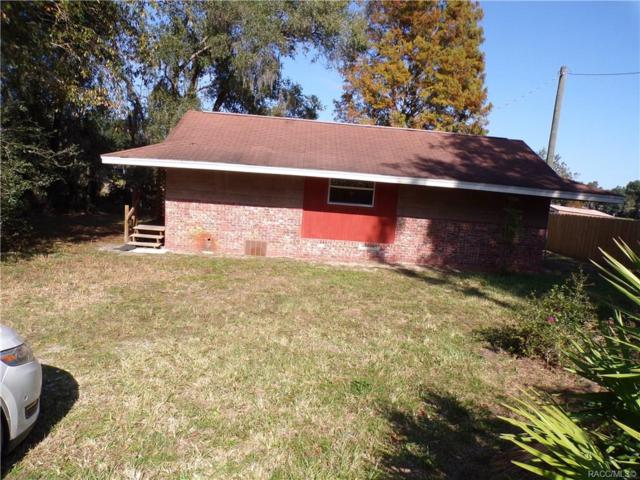 1137 S Elmwood Drive, Inverness, FL 34450 (MLS #778696) :: Plantation Realty Inc.