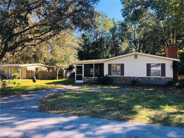7872 W Mesa Lane, Homosassa, FL 34448 (MLS #778727) :: Pristine Properties