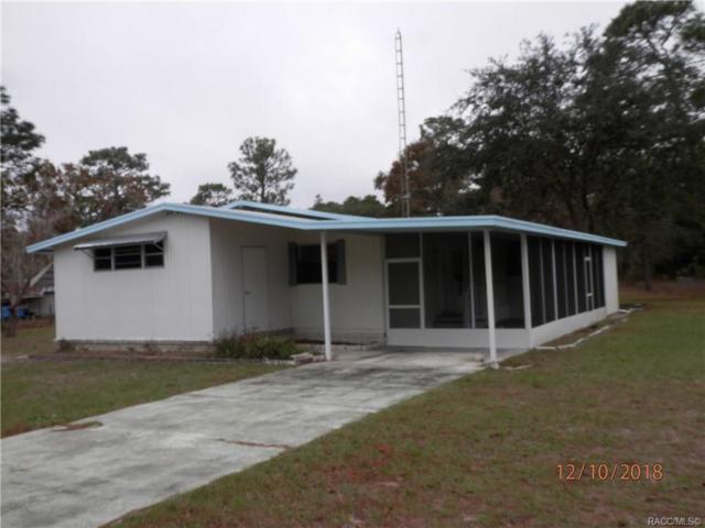 2240 Sunwood Point, Homosassa, FL 34448 (MLS #778935) :: Plantation Realty Inc.