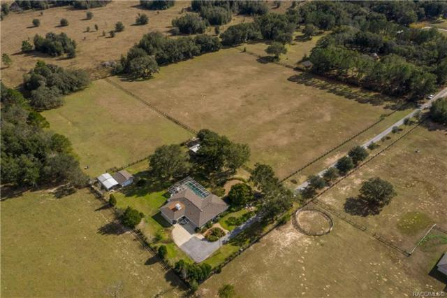 4789 E Hillsdale Lane, Inverness, FL 34452 (MLS #779113) :: Plantation Realty Inc.