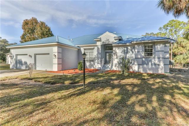 11593 W Deodar Street, Crystal River, FL 34428 (MLS #779151) :: Plantation Realty Inc.