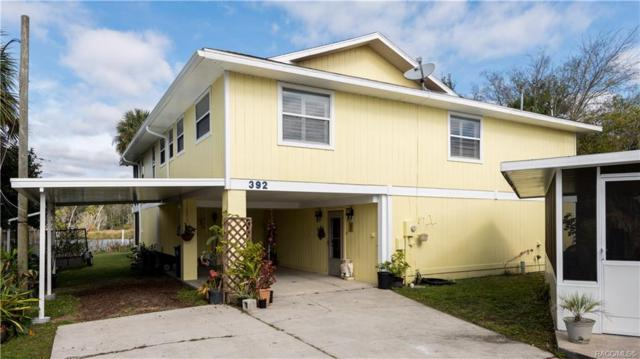 392 NW 14th Place, Crystal River, FL 34428 (MLS #779198) :: Plantation Realty Inc.
