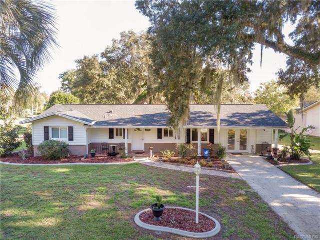 9450 E Tsala Apopka Drive, Floral City, FL 34436 (MLS #779258) :: Plantation Realty Inc.