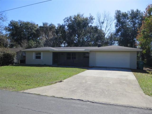 1111 Lakeview Drive, Inverness, FL 34450 (MLS #779427) :: Plantation Realty Inc.