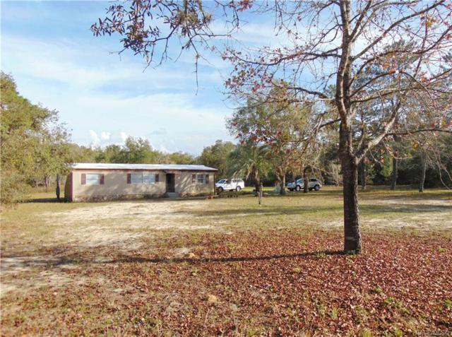 3291 N Cannes Point, Hernando, FL 34442 (MLS #779511) :: Plantation Realty Inc.