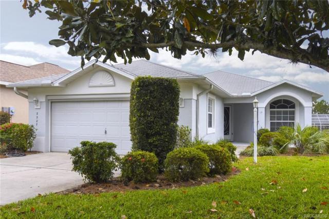 2227 N Brentwood Circle, Lecanto, FL 34461 (MLS #779912) :: Plantation Realty Inc.