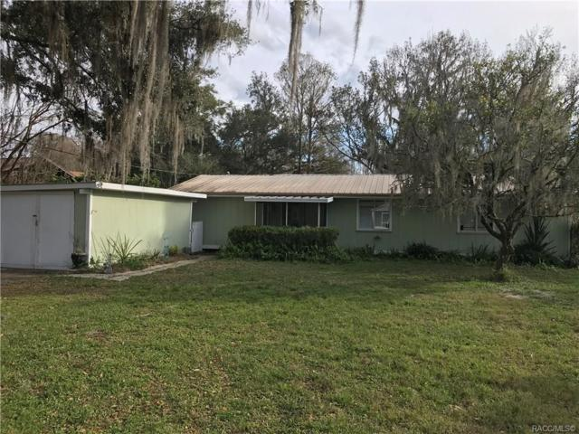 9360 E Tsala Apopka Drive, Floral City, FL 34436 (MLS #779916) :: Plantation Realty Inc.