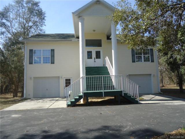 6538 S Eastern Avenue E, Homosassa, FL 34446 (MLS #780063) :: Plantation Realty Inc.