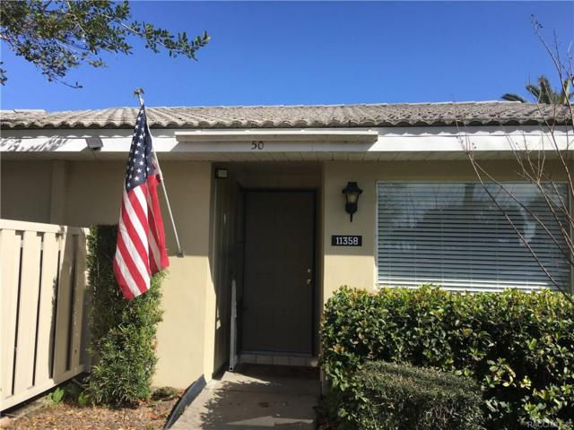 11358 W Bayshore Drive #50, Crystal River, FL 34429 (MLS #780101) :: Plantation Realty Inc.