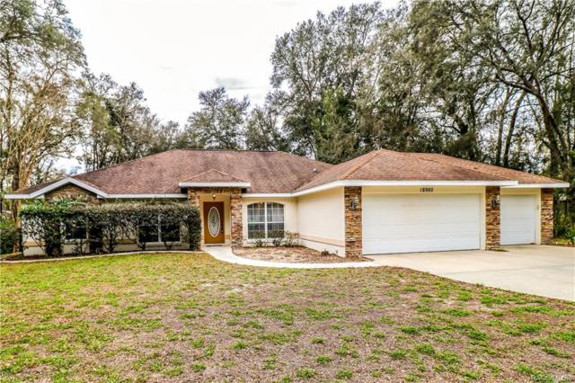 18980 SW 98th Place, Dunnellon, FL 34432 (MLS #780173) :: Plantation Realty Inc.