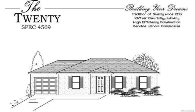 8354 N Orangebud Terrace, Crystal River, FL 34453 (MLS #780213) :: Plantation Realty Inc.