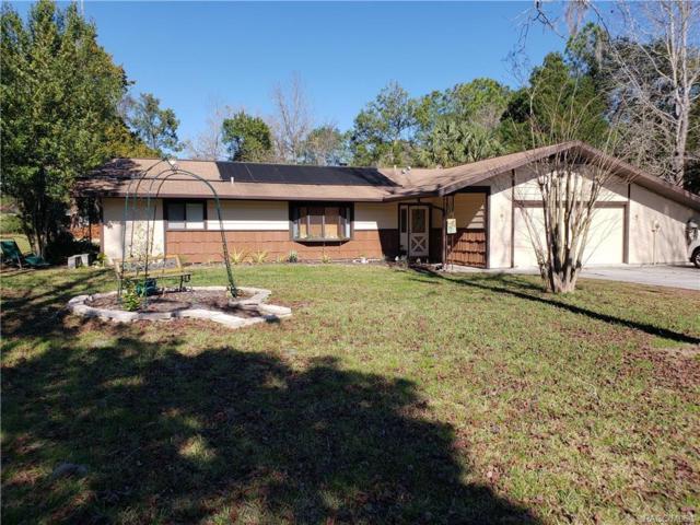7531 W Seven Rivers Drive, Crystal River, FL 34429 (MLS #780215) :: Plantation Realty Inc.