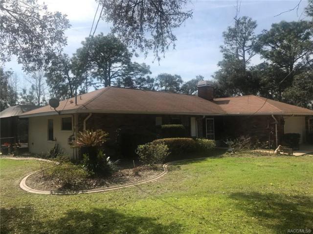 1200 E Cleveland Street, Hernando, FL 34442 (MLS #780333) :: Plantation Realty Inc.