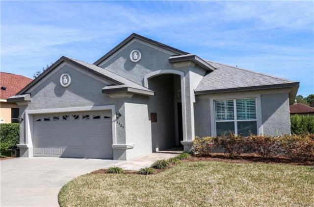 1523 W Caroline Path, Lecanto, FL 34461 (MLS #780471) :: Plantation Realty Inc.