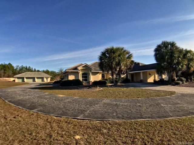 4191 W Bonanza Drive, Beverly Hills, FL 34465 (MLS #780479) :: Plantation Realty Inc.