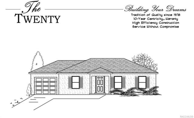 9717 W Cleveland Lane, Crystal River, FL 34428 (MLS #780504) :: Plantation Realty Inc.