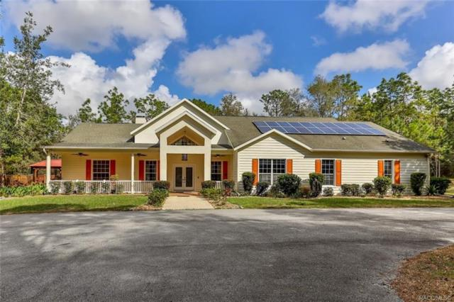 7009 E Country Highlands Drive, Floral City, FL 34436 (MLS #780659) :: Plantation Realty Inc.