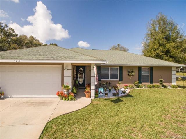 320 S Montgomery Avenue, Inverness, FL 34452 (MLS #780698) :: Pristine Properties