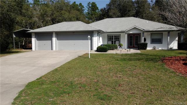625 N Heathrow Drive, Lecanto, FL 34461 (MLS #780780) :: Plantation Realty Inc.