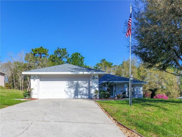 886 N Lafayette Way, Inverness, FL 34453 (MLS #780828) :: Plantation Realty Inc.