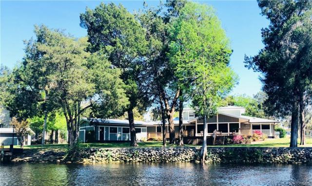 11588 N Caribee Point, Inglis, FL 34449 (MLS #780883) :: Pristine Properties