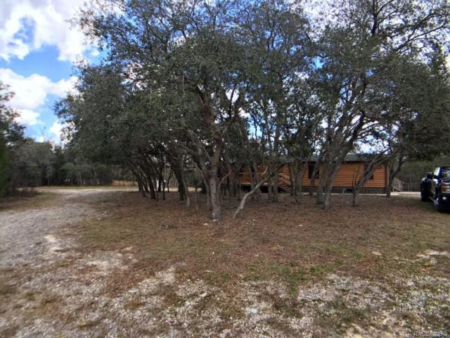 5537 S Thrasher Avenue, Homosassa, FL 34446 (MLS #780914) :: Plantation Realty Inc.