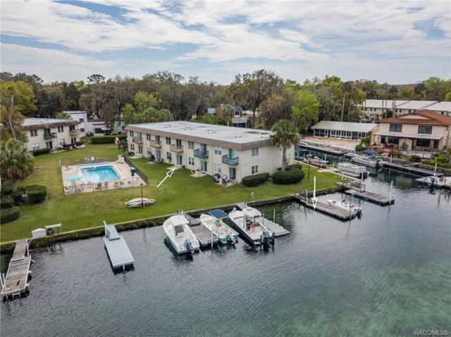 30 SE Valare Lane 103A, Crystal River, FL 34429 (MLS #781193) :: Plantation Realty Inc.