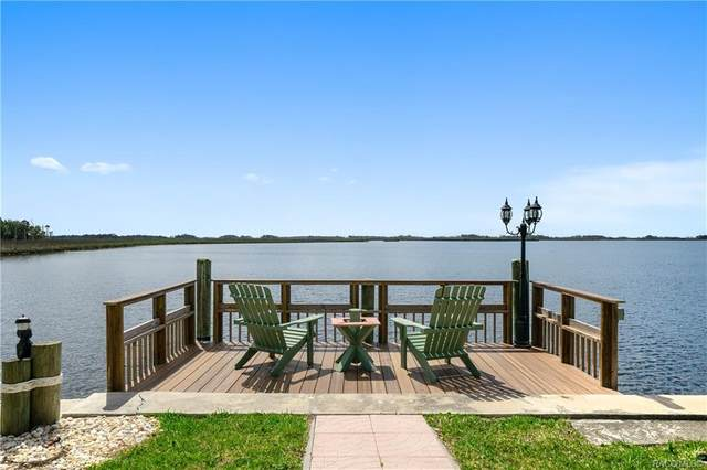 11882 W Bayshore Drive, Crystal River, FL 34429 (MLS #781590) :: Plantation Realty Inc.