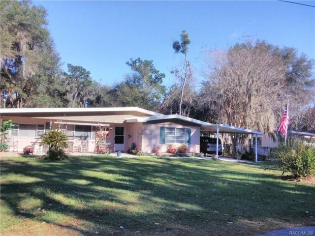 2901 N Kent Point, Hernando, FL 34442 (MLS #781607) :: Plantation Realty Inc.