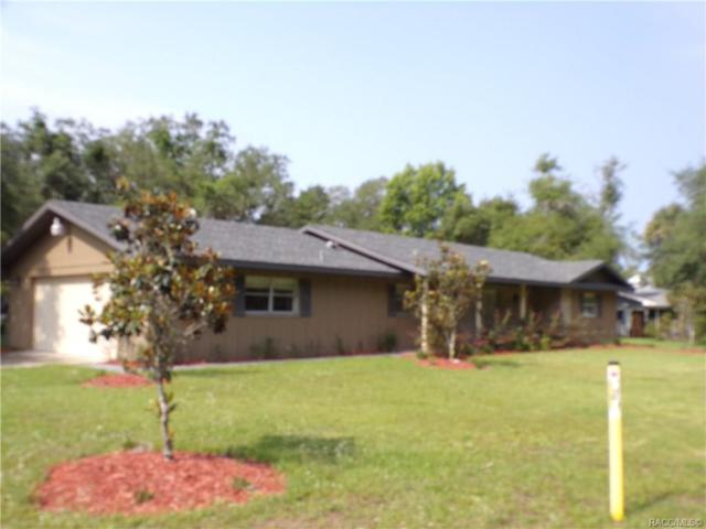 310 SE Paradise Point Road, Crystal River, FL 34429 (MLS #781624) :: Plantation Realty Inc.