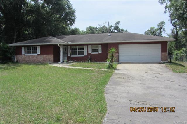 6010 W Gulf To Lake Highway, Crystal River, FL 34429 (MLS #781664) :: Plantation Realty Inc.
