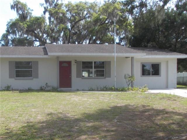 934 Cedar Drive, Brooksville, FL 34601 (MLS #781731) :: Pristine Properties