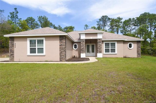 5288 N Cimarron Drive, Beverly Hills, FL 34465 (MLS #781945) :: Plantation Realty Inc.