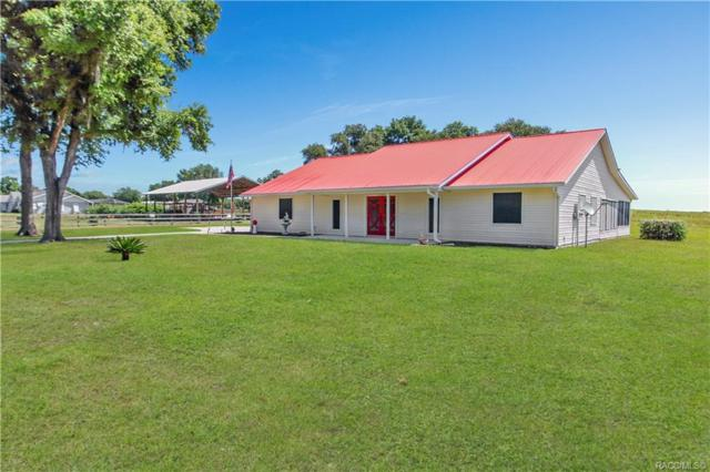 1227 SW Ivy Place, Dunnellon, FL 34431 (MLS #782570) :: Plantation Realty Inc.