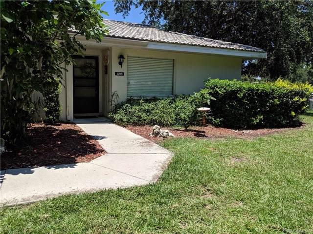 1299 N Seagull Point, Crystal River, FL 34429 (MLS #782832) :: Pristine Properties