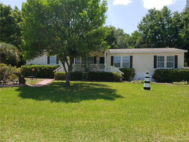 2476 N Wright Point, Crystal River, FL 34428 (MLS #782930) :: Pristine Properties