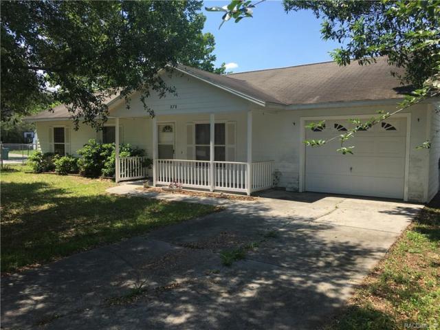 878 Stately Oaks Drive, Inverness, FL 34453 (MLS #782970) :: Plantation Realty Inc.