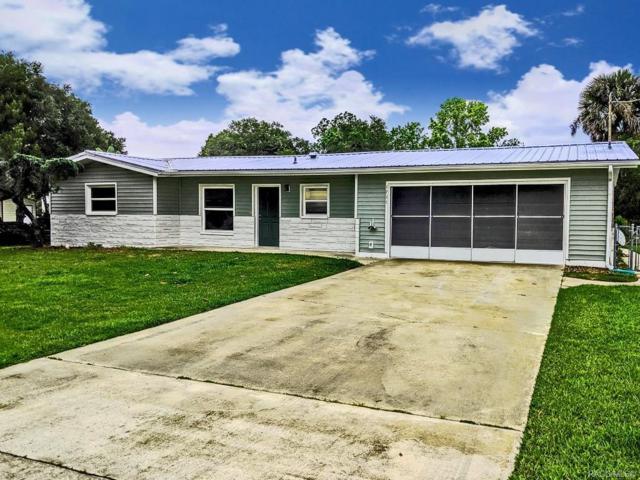 1731 NW 20th Avenue, Crystal River, FL 34428 (MLS #783096) :: Pristine Properties