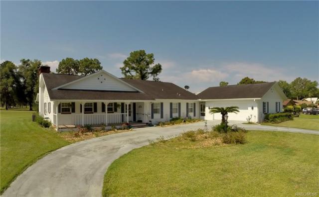 7710 W Golf Club Street, Crystal River, FL 34429 (MLS #783149) :: Plantation Realty Inc.