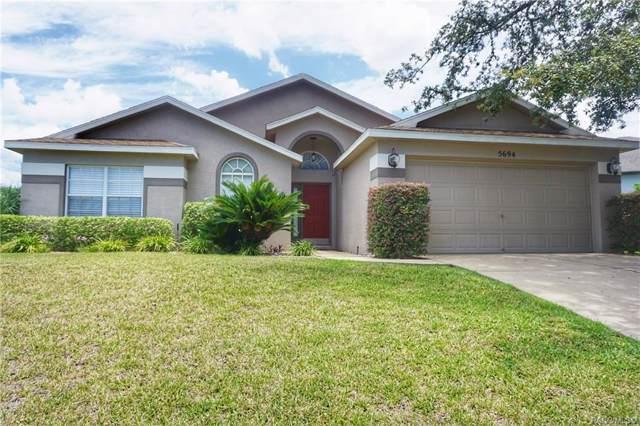 5694 W Hunters Ridge Circle, Lecanto, FL 34461 (MLS #783453) :: Plantation Realty Inc.