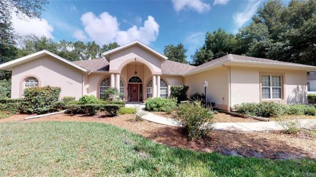 3790 N Monadnock Road, Hernando, FL 34442 (MLS #783544) :: Plantation Realty Inc.