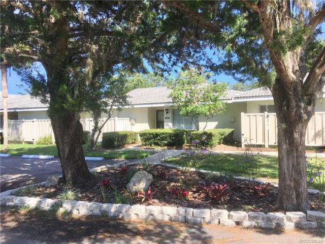 1224 N Egret Point #129, Crystal River, FL 34429 (MLS #783619) :: Pristine Properties