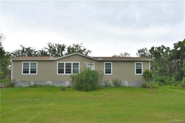 5695 S Magnolia Avenue, Homosassa, FL 34448 (MLS #783769) :: Plantation Realty Inc.