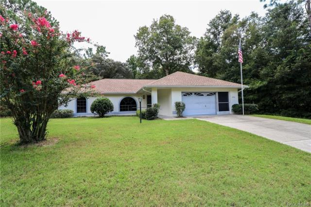 2752 E Newhaven Street, Inverness, FL 34453 (MLS #784391) :: Plantation Realty Inc.