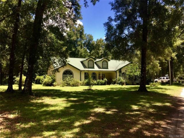 25254 Appaloosa Trail, Brooksville, FL 34601 (MLS #784702) :: Pristine Properties