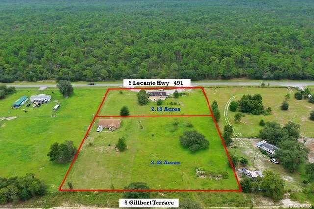 7250 S Lecanto Highway, Lecanto, FL 34461 (MLS #785059) :: Plantation Realty Inc.