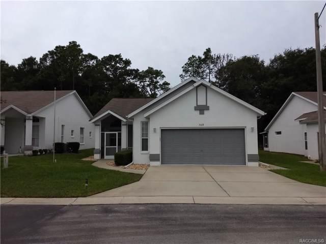 3619 S Belgrave Drive, Inverness, FL 34452 (MLS #785587) :: Plantation Realty Inc.