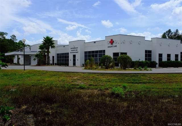 7562 W Gulf To Lake Highway, Crystal River, FL 34429 (MLS #785968) :: Pristine Properties