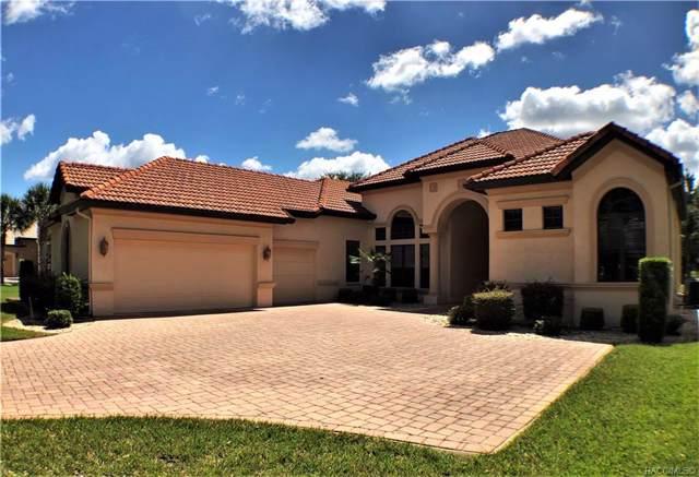 1212 W Beagle Run Loop, Hernando, FL 34442 (MLS #786207) :: Plantation Realty Inc.
